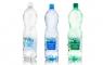 Auchan - opakowanie woda mineralna
